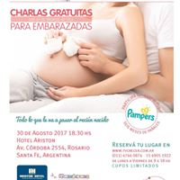 Charla Gratuita para embarazadas - Rosario