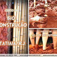 Curso de Bioconstruo - ItatiaiaRJ