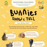 Bunnies Show &amp Tell