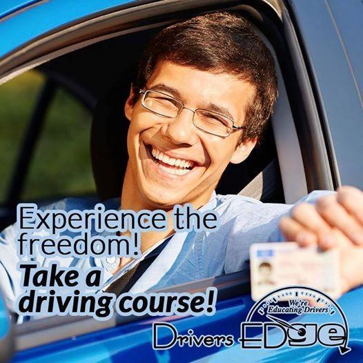 Drivers EDge Brooks July class