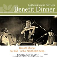 Lutheran Social Services Benefit Diner