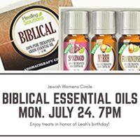 JWC Essential Oils