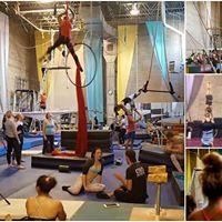 Exclusive Tour &amp Demo  Circus Warehouse NYCs Only Circus Training Center