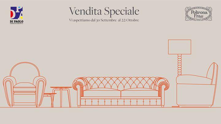 Vendita Speciale Poltrona Frau at Di Paolo Arredamenti, Provincia di ...