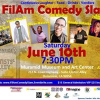 FilAm Comedy Slam