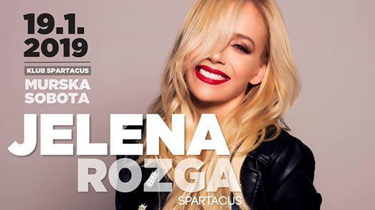 Koncert Jelena Rozga & Band