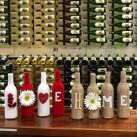 Uncork &amp Craft Twine Bottles