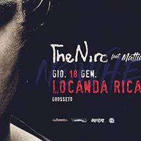 SOLD OUT The Niro  Mattia Boschi - Locanda Ricasoli - Grosseto