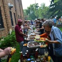 LSPs Annual Potluck Cookout - July 27