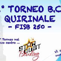 1 Torneo B.C. Quirinale - FISB 250