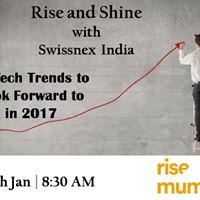 Rise and Shine with Swissnex India