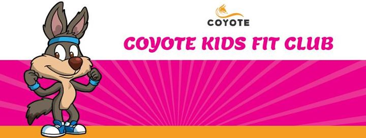 FREE. Summer Pop-up kids Fit Club (out doors)