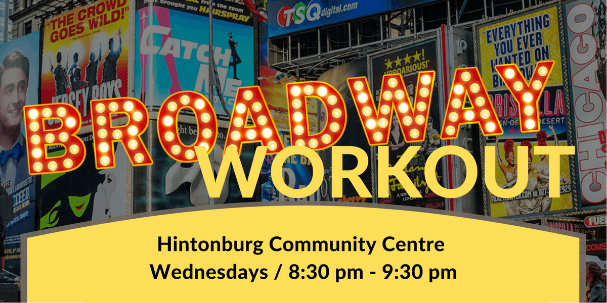 Broadway Workout - Hintonburg February 20