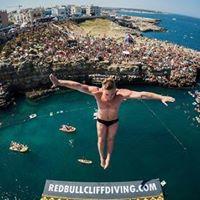 BUS Red Bull Cliff Diving - Polignano a Mare - 23 Luglio
