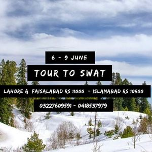 3 Days Tour to Swat Valley - Kalam (Mahodand Lake)