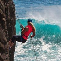 Womens Outdoor Abseiling and Climbing Adventure  Coolangatta