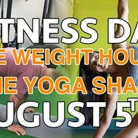 Circuit Training &amp Yoga Fitness Day