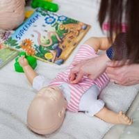 2 hour baby and child first aid class