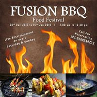 Fusion BBQ Food Festival