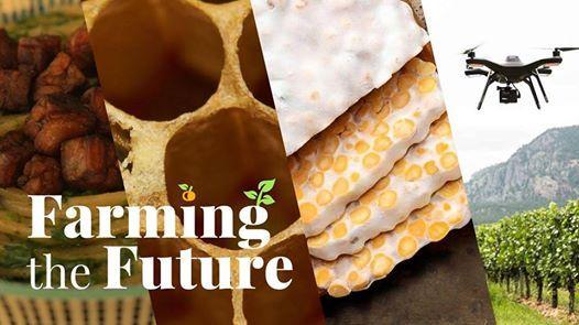 Exclusive Farming the Future Tasting Event