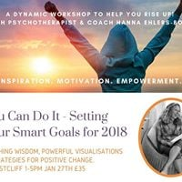 You Can Do It Set Your SMART Goals for 2018
