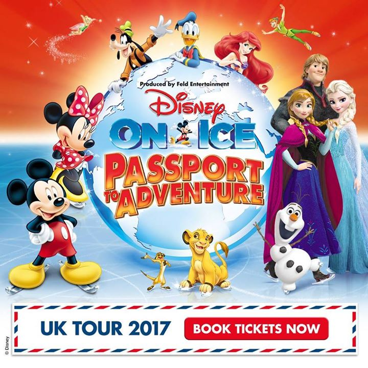 Disney On Ice Live in Manchester