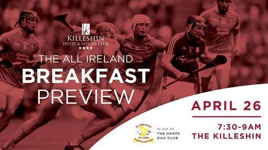 The All Ireland Breakfast Preview