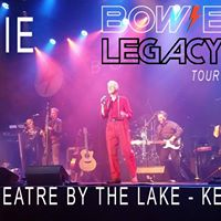Ultimate Bowie live at The Theatre by the lake Keswick