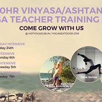 Dublin 200hr Yoga Teacher Training 2019 with Karen Lisa &amp Jane