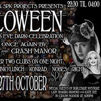 Halloween  Club Envy  Friday 27th October