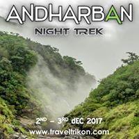Trikon 712 Full Moon Night Trek - Andharban