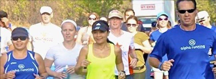 Saturday Morning Run