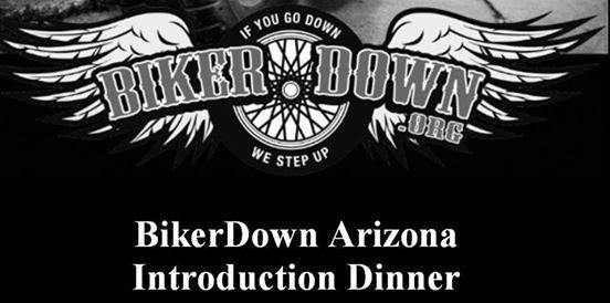 BikerDown Arizona - Introduction Dinner