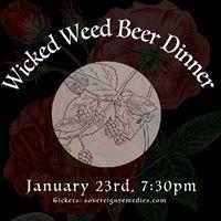 Wicked Wd Beer Dinner