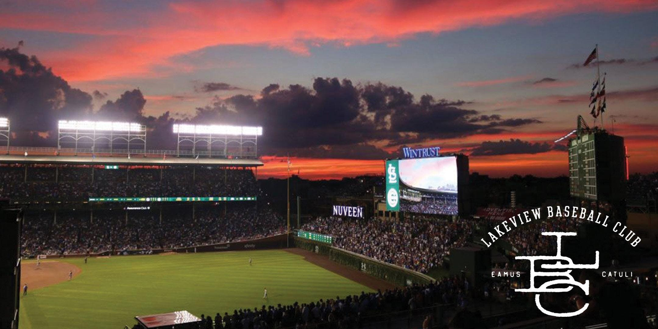 Chicago Cubs vs. San Francisco Giants  Exclusive Experience