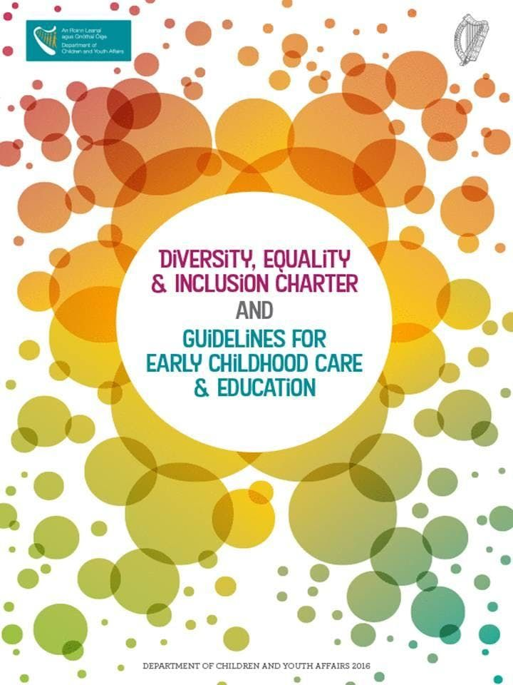 DiversityEquality and Inclusion Guideline and Charter Training 3 Day workshop