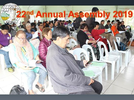 FCBC Annual Business Meeting