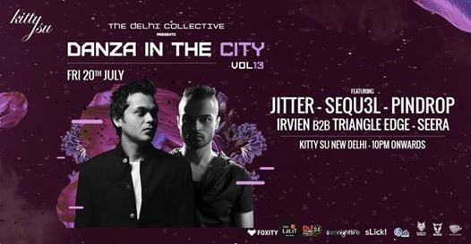 Danza In The City Vol. 13 at Kiity Su  ClubGo App