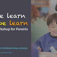 Parent Workshop Sixth Form and IB Diploma Programme