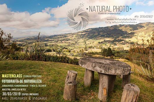 Masterclass Fotografa de Naturaleza