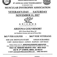 Natl Assoc of Letter Carriers Az Merged Branch 1902 Golf Tourny