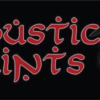 Acoustic Saints at Big Als Grubberia - Mooresville