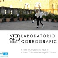 INTER PARES Project - Laboratorio Coreografico