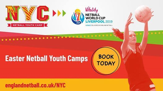 U11 Netball Youth Camp