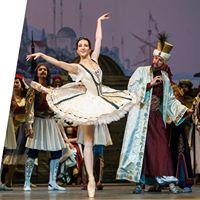 Bolshoi Ballet in Cinema Le Corsaire