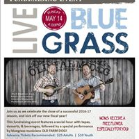Live Blue Grass Fundraising Event