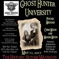 Ghost Hunter University