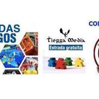 Mini Jornadas de Juegos de Mesa en Tierra Media Cdiz