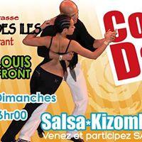 SALSA KIZOMBA DANSE COURSE Tous les DIMANCHES in PortLouis at Le Caudan Waterfront with Salsa Maurice. infocontact sur le 5478 4791