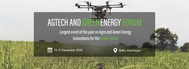 AgTech and Green Energy Forum